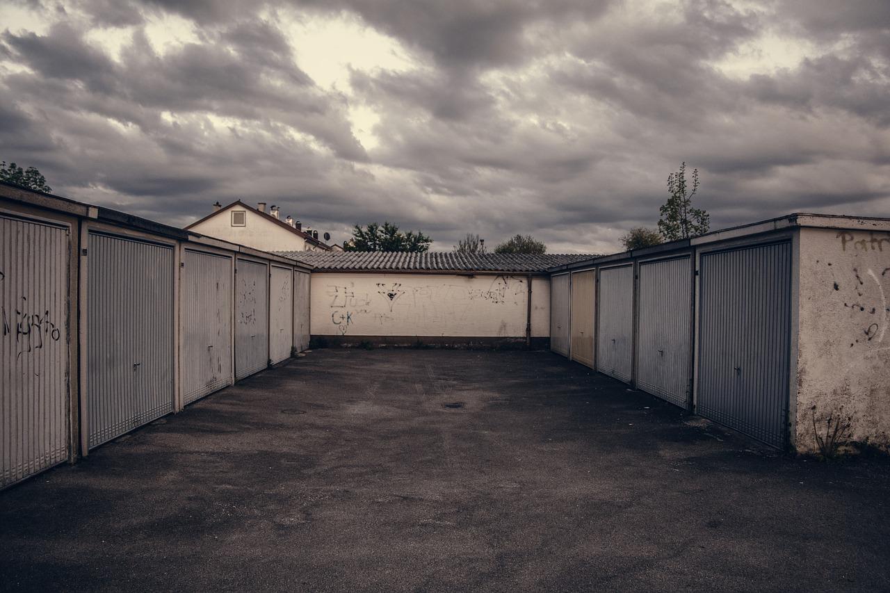 garáž na auto