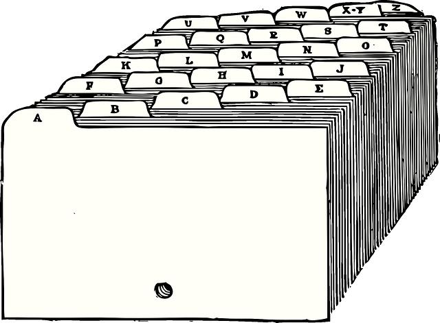 Moderní kartotéky se vyplatí i vám featured image