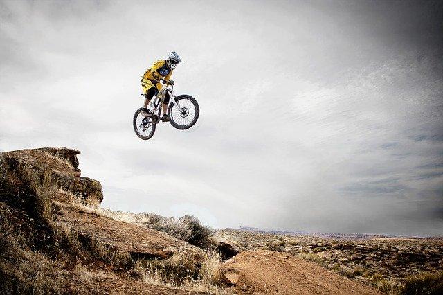 skok na kole